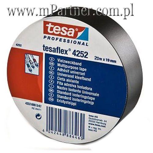 Taśma izolacyjna pcv 04252 19mm 20m marki Tesa