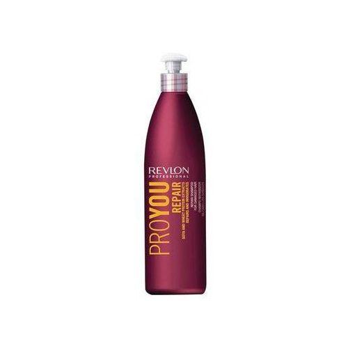 Revlon ProYou Repair Shampoo 350ml W Szampon do włosów regenerujący