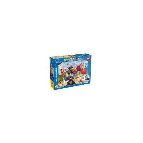 Puzzle dwustronne Maxi 108 elementów - Myszka Miki - Poznań, hiperszybka wysyłka od 5,99zł!