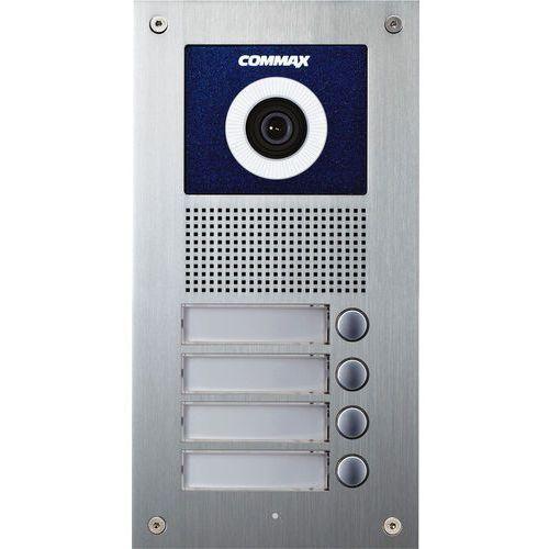 Kamera 4-abonentowa z regulacją optyki i czytnikiem RFID Commax DRC-4UC/RFID, DRC-4UC/RFID