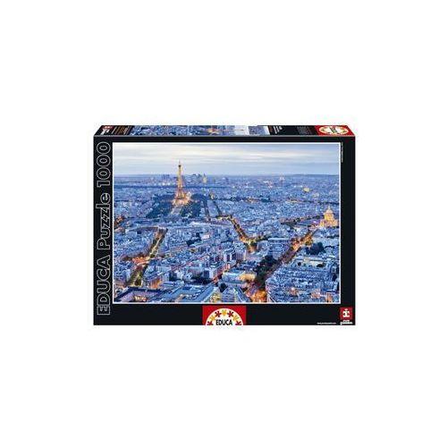 Educa . światła paryża - puzzle (1000 elementów) - educa (8412668162860)