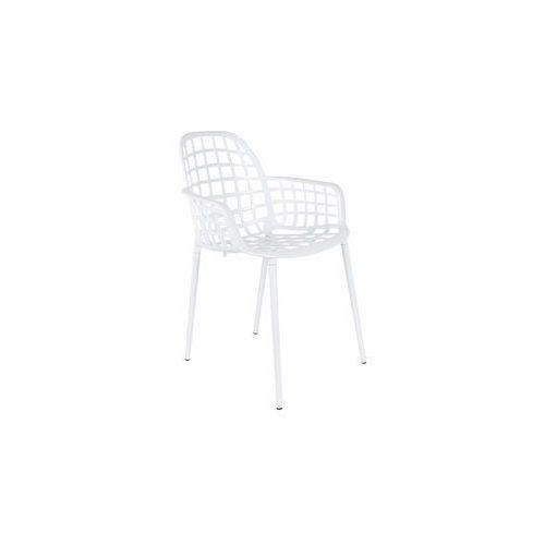 Zuiver Krzesło ogrodowe Albert Kuip białe 1200169, 1200169