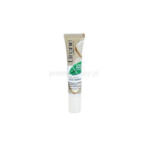 Lirene Folacyna 40+ wygładzający krem pod oczy przeciw zmarszczkom + do każdego zamówienia upominek.