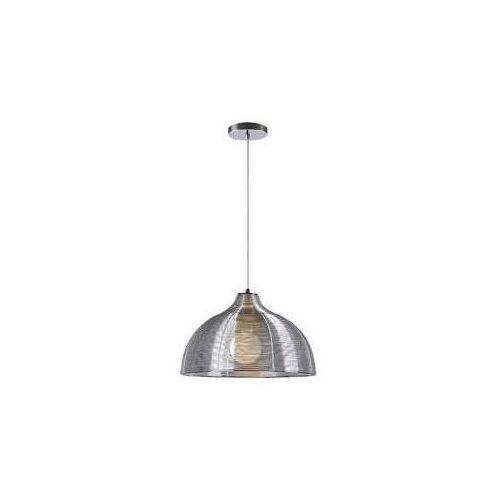 Lampa wisząca druciana zwis Rabalux Oz 1x60W E27 szary 2798, kolor Srebrny