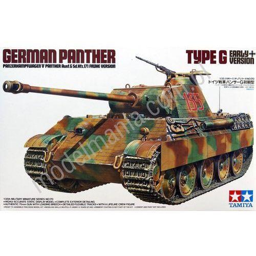 TAMIYA German Panther Type G - Tamiya (4950344996162)
