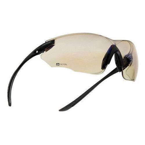Okulary Bolle Tactical Combat Clear,Smoke (COMBKITN BLK) z kategorii Okulary i gogle ochronne