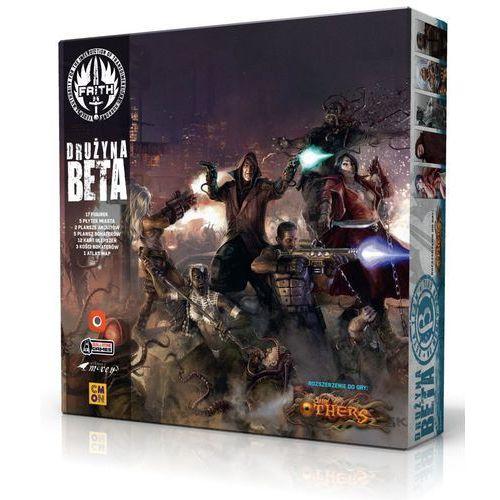 Gra the others: drużyna beta - rozszerzenie gry - marki Portal games