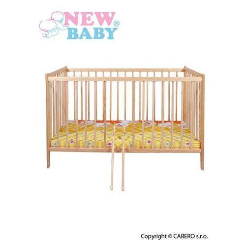 Klasyczne łóżeczko dla dzieci  dominic - naturalne marki New baby