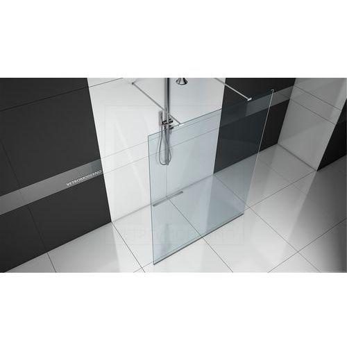 Vetro moderno Ścianka prysznicowa walk in 120 cm vt