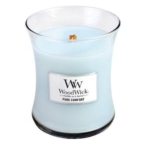 świeca o zapachu czystości 275 g marki Woodwick