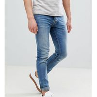 Nudie Jeans Co Tilted Tor Jeans True Cold Blue - Blue, jeansy