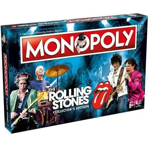 Monopoly the rolling stones marki Winning moves