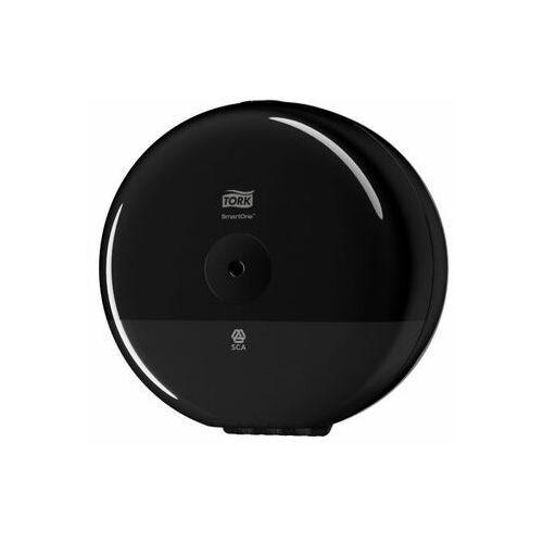 Dozownik do papieru toaletowego mini Tork SmartOne® czarny, 7322540803914