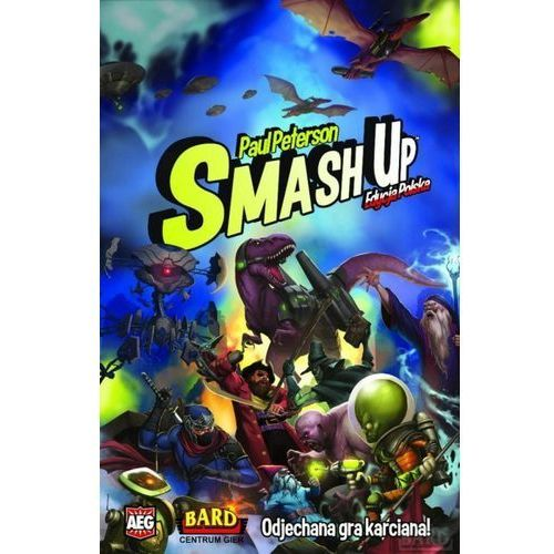 Smash Up! Odjechana gra karciana! (5902596985516)