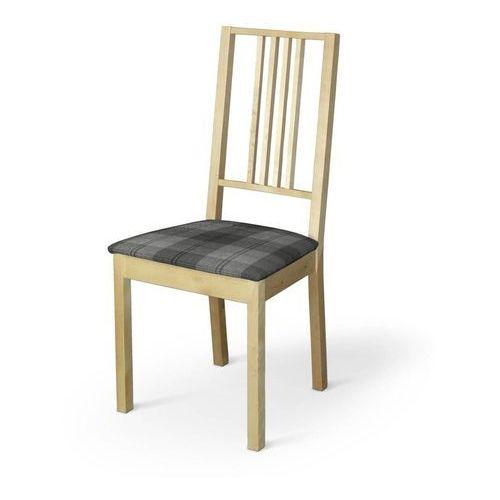 sukienka na krzesło harry długa bristol 125-48, krzesło harry marki Dekoria