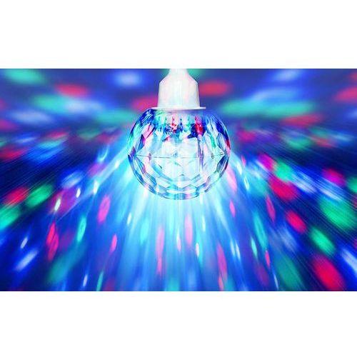 ION PARTY BALL - kula świetlna, która tworzy imprezowy klimat poruszając się w rytm muzyki   Zapłać po 30 dniach   Gwarancja 2-lata, Party Ball