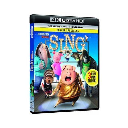 Sing 4K. Edycja specjalna (2BD) (5902115603792)