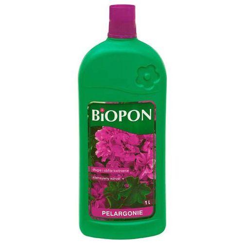 Nawóz płynny Biopon do Pelargonii 1 l