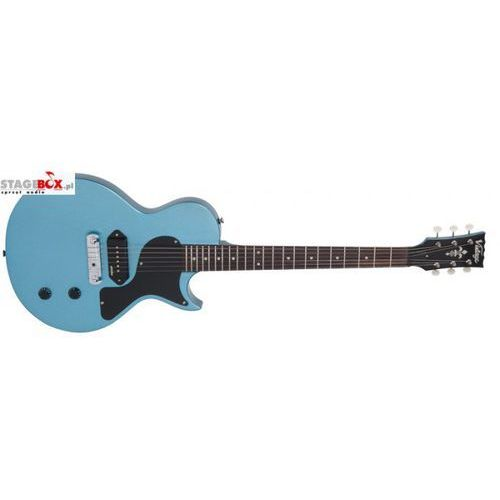 Vintage v120ghb - electric guitar, gin hill blue
