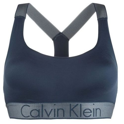 Calvin Klein Biustonosz Niebieski S