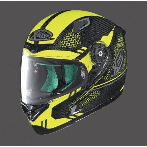 Kask x-lite x-802rr u.c. shiny mesh 14 carbon marki X-lite 2016
