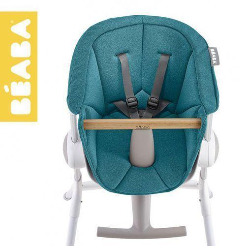 miękki wkład do krzesełka do karmienia up&down blue marki Beaba