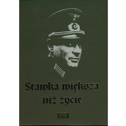 Film TELEWIZJA POLSKA S.A. Stawka większa niż życie (6 DVD), 56052702073DV (122448)