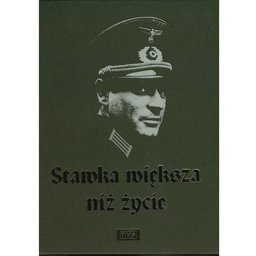 Film TELEWIZJA POLSKA S.A. Stawka większa niż życie (6 DVD) z kategorii Seriale, telenowele, programy TV
