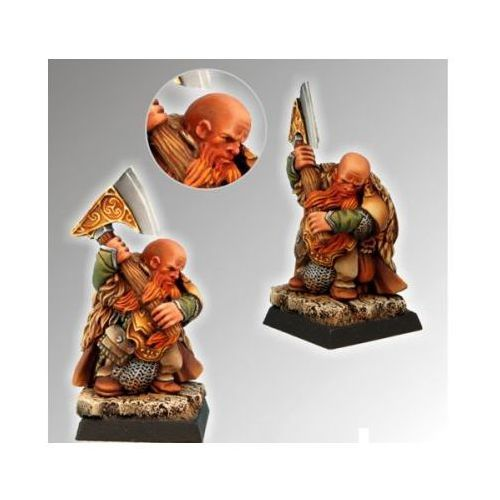 Scibor 28FM0019 - Dwarf Ducal Guard 28mm