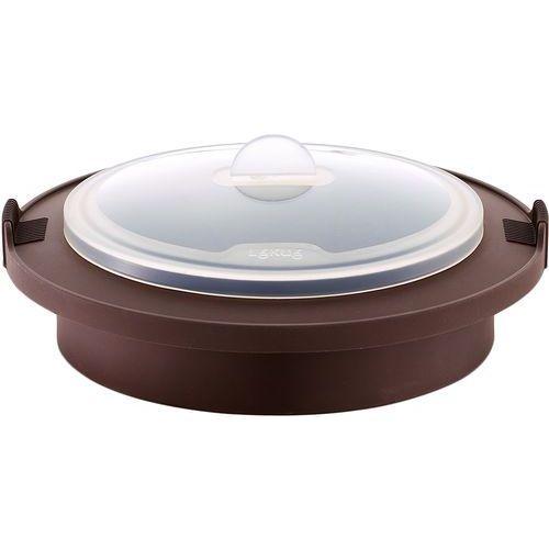 Naczynie do przygotowania parowańców (bułeczek bao) Lekue (3400704M10M017)