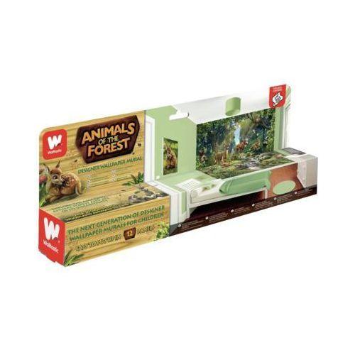 Fototapeta 43060 zwierzęta w leśne 243,84x304,80cm marki Walltastic