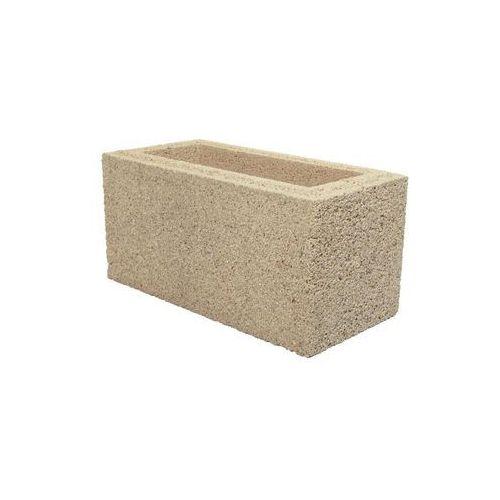 Bloczek murkowo-słupkowy 40.3 x 20 x 20 cm betonowy BESKID JONIEC (5901874920713)