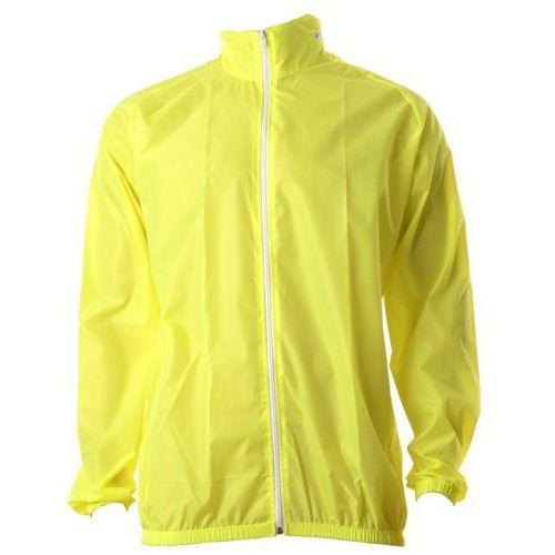 Accent 610-30-049_acc-l kurtka przeciwdeszczowa aqua 2 żółta odblaskowa z podszewką l (5902175621408)