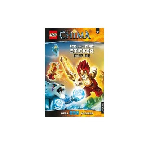 LEGO Chima Ice and Fire Sticker Activity Book (9781405278041)