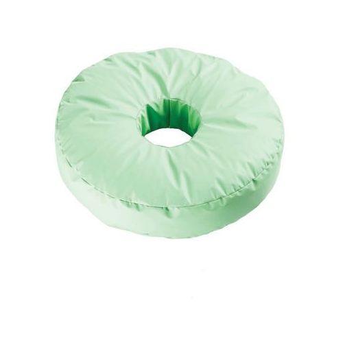 Poduszka przeciwodleżynowa wypełniona granulatem, okrągła, 33cm, w pokrowcu paroprzepuszczalnym
