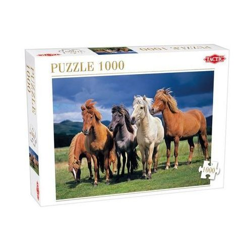 1000 ELEMENTÓW Camargue horses (6416739539294)
