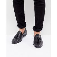 Kg By Kurt Geiger Wide Fit Rochford Tassel Loafers - Black