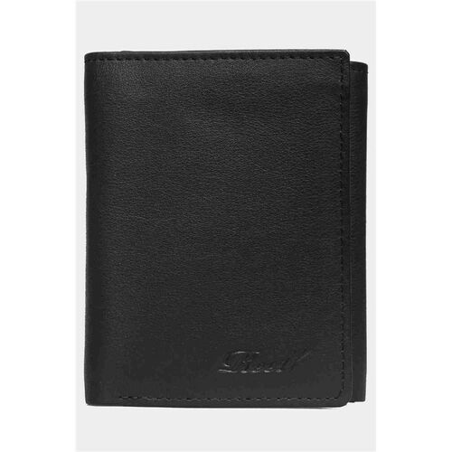 Reell Portfel - mini trif. leather black (black) rozmiar: os