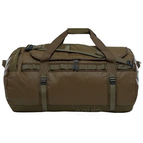 The north face Torba podróżna base camp duffel l ne - beech green / burnt olive green
