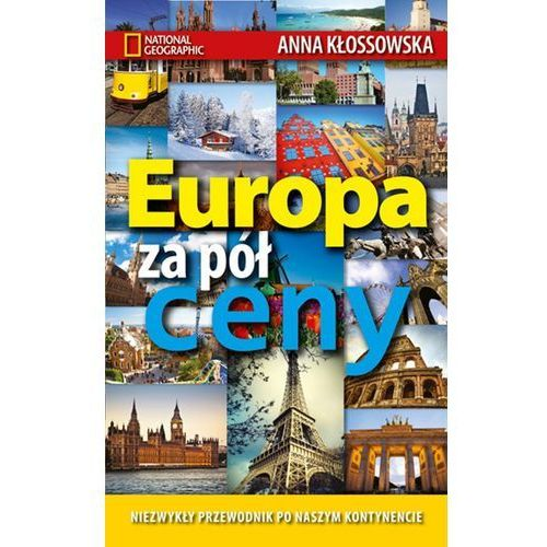 EUROPA ZA PÓŁ CENY (370 str.)