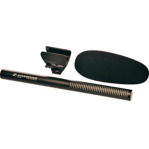 Mikrofon do kamery Sennheiser MKE 600, Rodzaj transmisji danych: Przewodowa, z zabezpieczeniem, Gorąca stopka