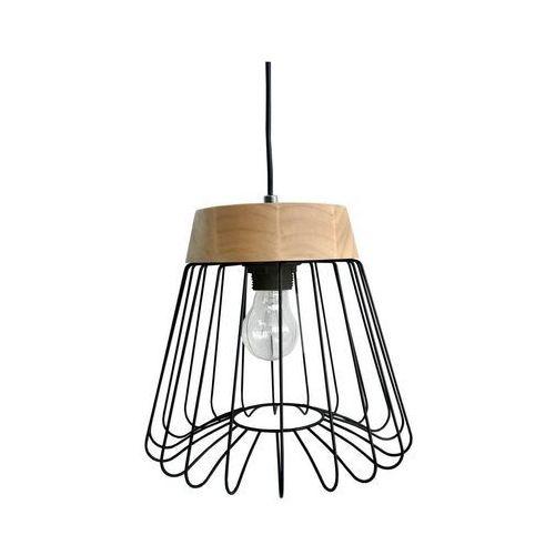 Light prestige Lampa wisząca nido czarna e14