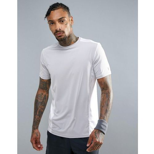 New Look SPORT Cut And Sew T-Shirt In Grey - Grey