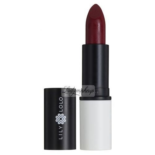 - lipstick - naturalna szminka do ust - romantic rose marki Lily lolo