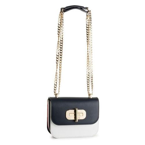 Torebka TOMMY HILFIGER - Turnlock Mini Crossover AW0AW07046 901