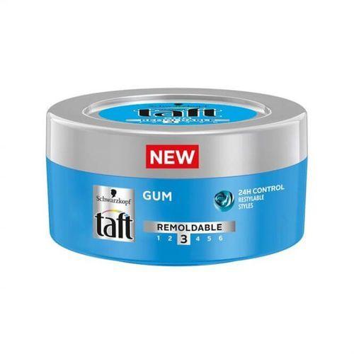 Taft, Remoldable. Guma do włosów, 150ml - Schwarzkopf OD 24,99zł DARMOWA DOSTAWA KIOSK RUCHU (9000101018790)