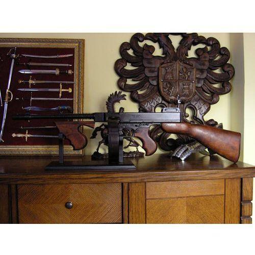 Gangsterski thompson m1928 tommy gun -al capone (1092) marki Denix