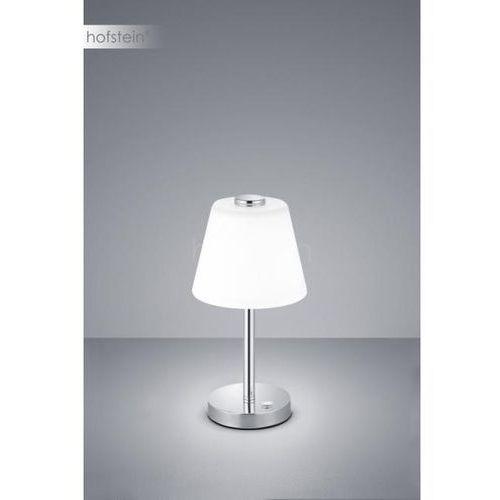 Trio EMERALD Lampa stołowa LED Chrom, 1-punktowy - Nowoczesny/Dworek - Obszar wewnętrzny - EMERALD - Czas dostawy: od 3-6 dni roboczych