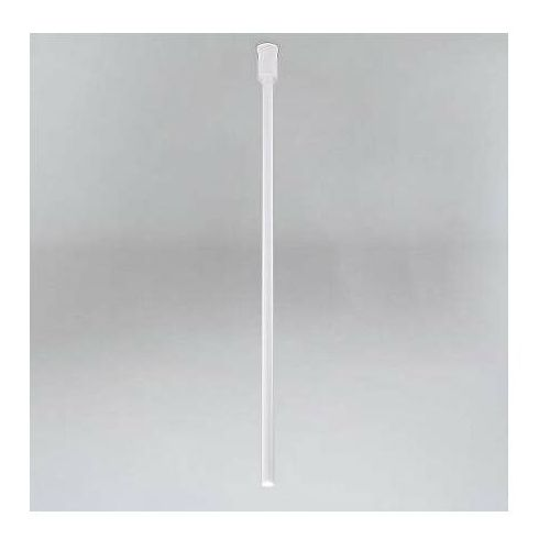LAMPA sufitowa ALHA Y 9163 Shilo tuba OPRAWA downlight sopel, kolor Biały