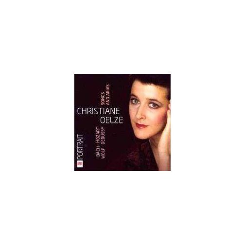 Berlin classics Christiane oelze: songs and arias - bach / mozart / wolf / debussy (0782124847524)
